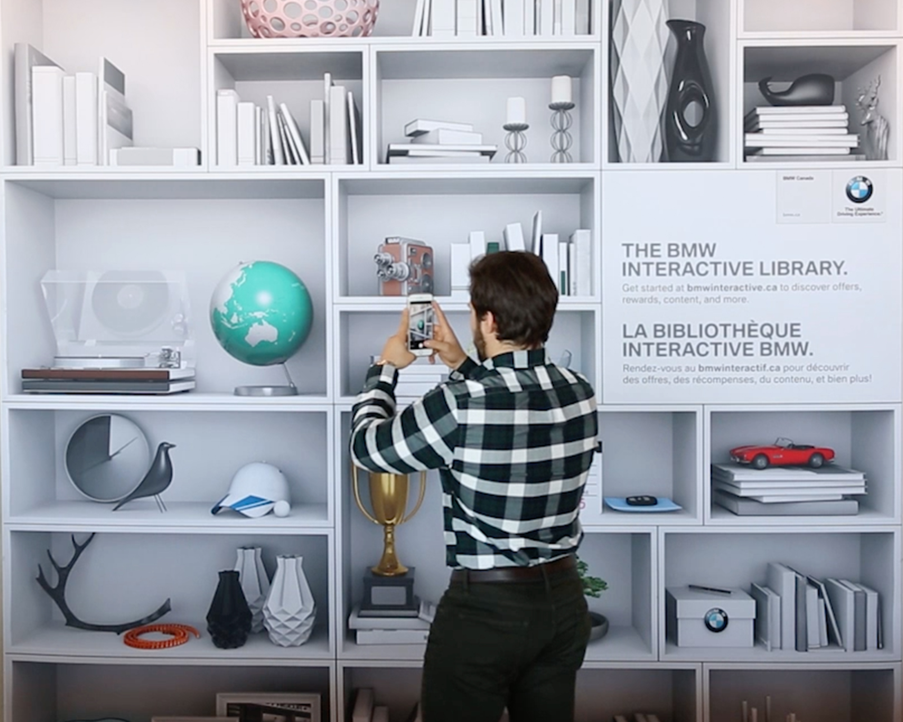 BMW Interactive Library